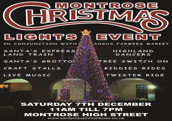 Montrose Christmas Lights
