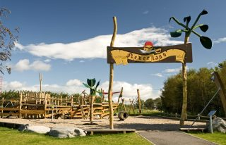 Neverland Play Park, Kirriemuir