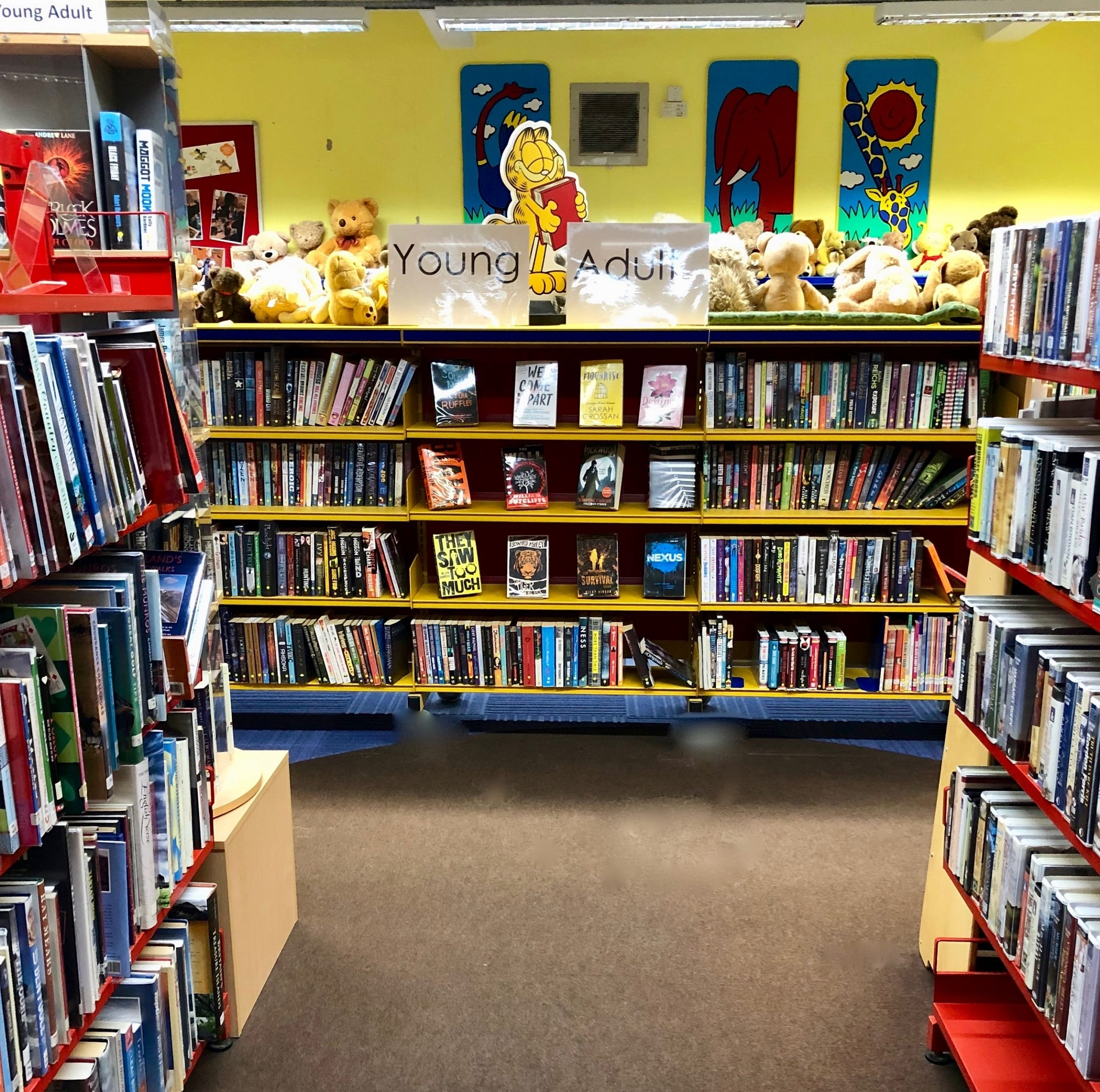 Monifieth Library