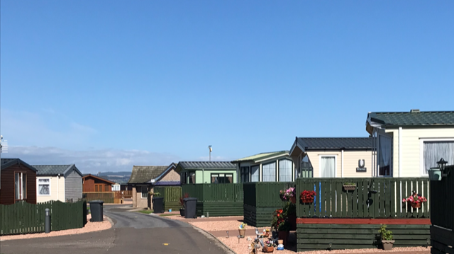 South Links Holiday Park, Montrose