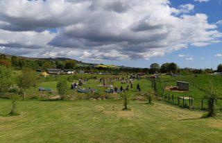 Murton Farm, Tearoom and Nature Reserve