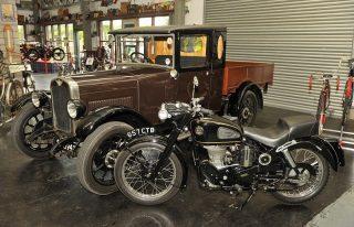 Strathmore Vintage Vehicle Club
