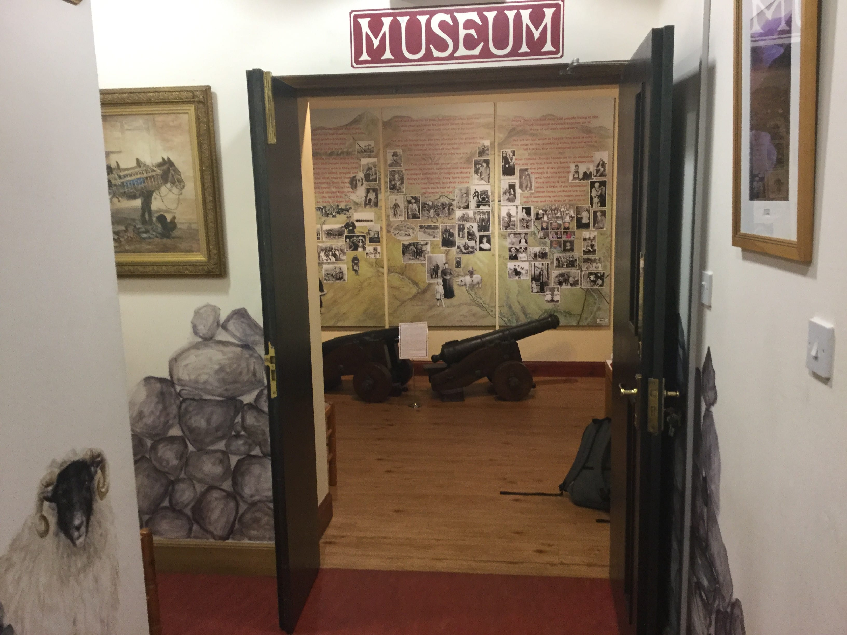 Glenesk Museum and Visitor