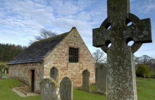 Lindsay Burial Aisle, Edzell