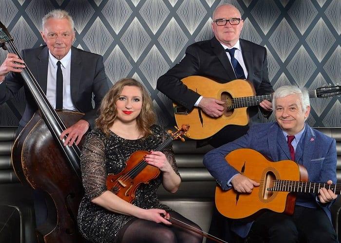 Rose Room Quartet