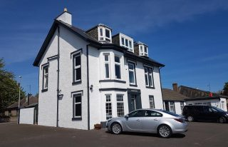 Seaview Guest House, Carnoustie
