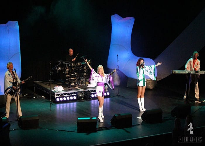 Thank You For The Music Abba Tribute