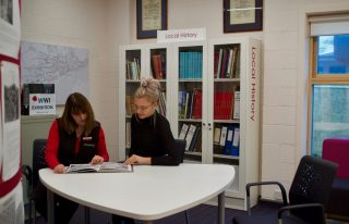 Carnoustie Library