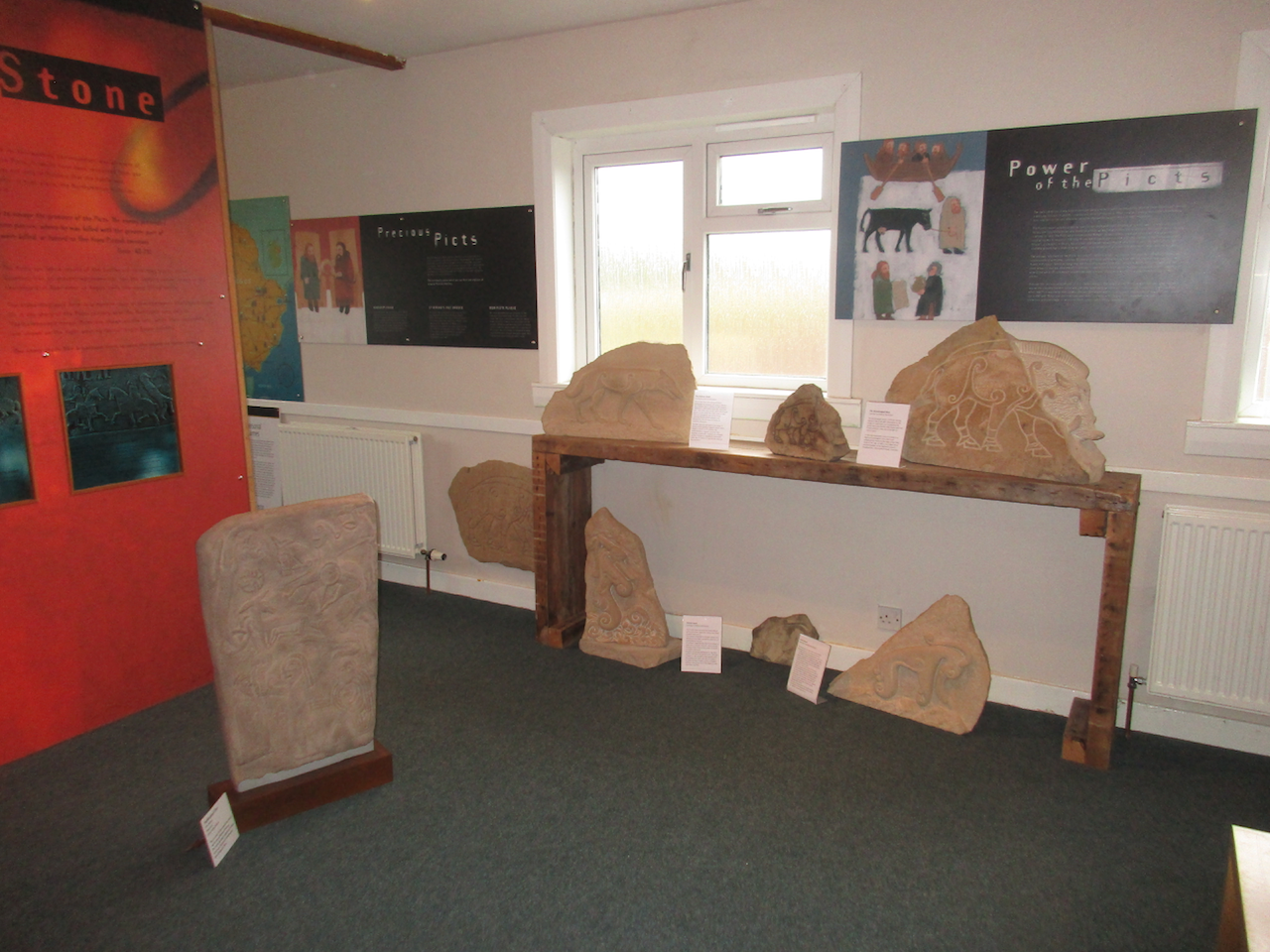 The Pictish Room