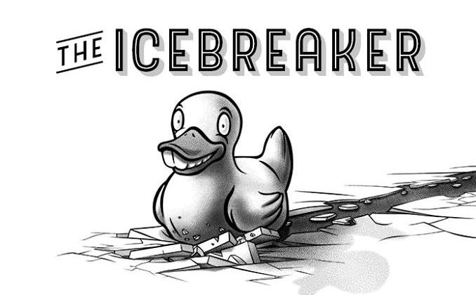Icebreaker Duck
