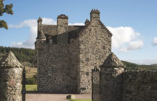 Forter Castle Exclusive Use and Self Catering Accommodation