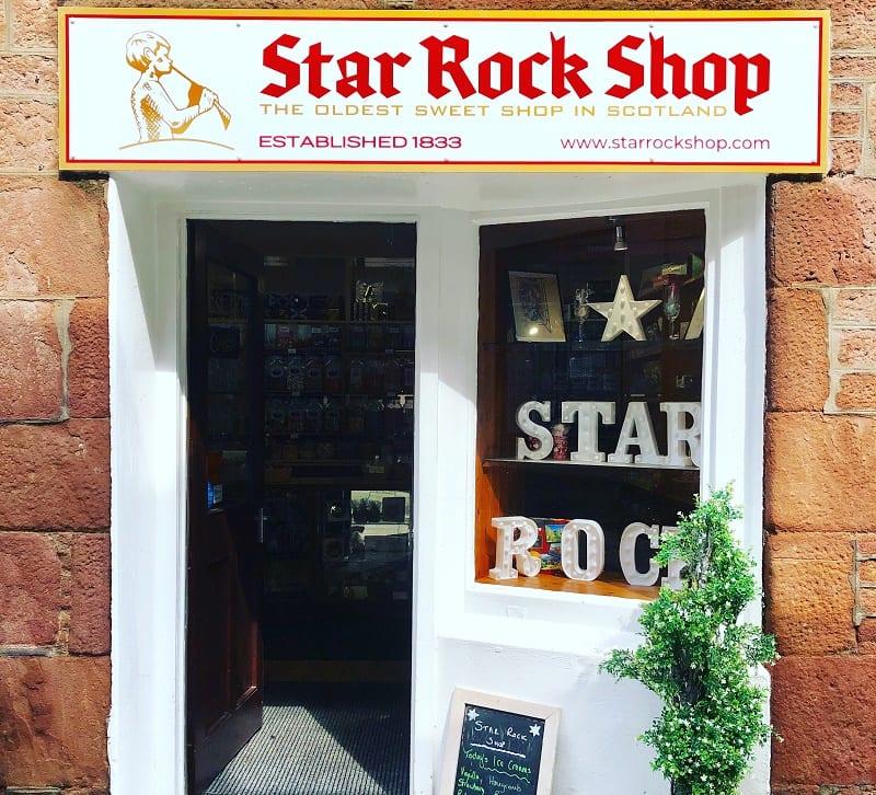Star Rock Shop, Kirriemuir