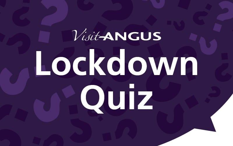 Visit Angus Lockdown Quiz