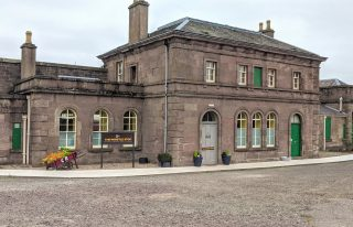Whistle Stop Cafe, Brechin