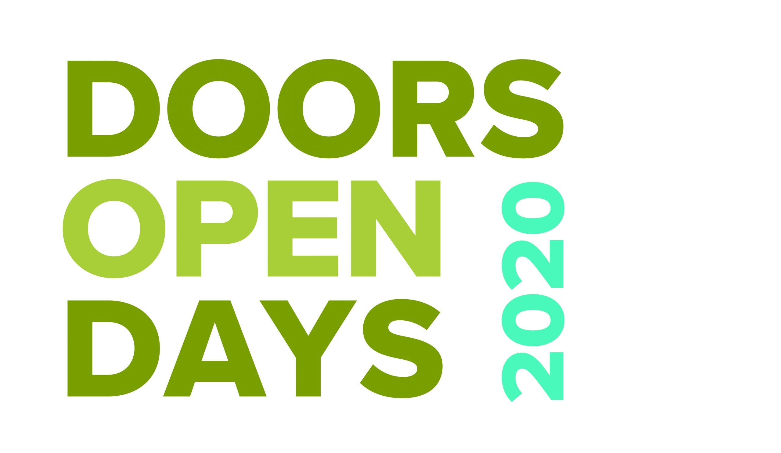 Doors Open Days 2020