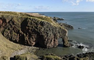 Elephant Rock, Boddin Point, Montrose