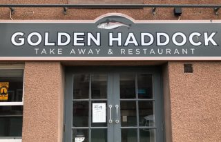 Golden Haddock Takeaway and Restaurant, Arbroath
