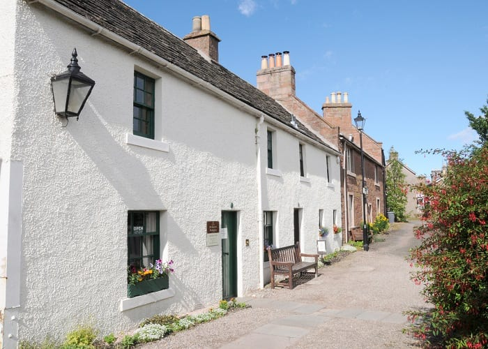 JM Barries Birthplace, Kirriemuir