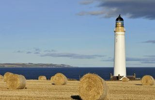 Scurdie Ness Lighthouse, Montrose