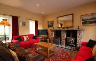 Chauffeur's Cottage self catering, Kinblethmont, Arbroath