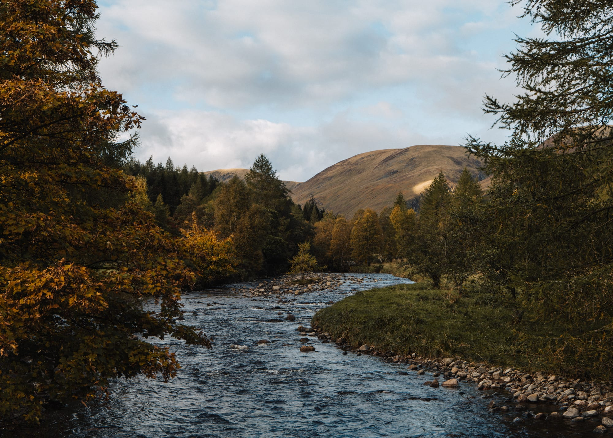48 Hours In The Angus Glens