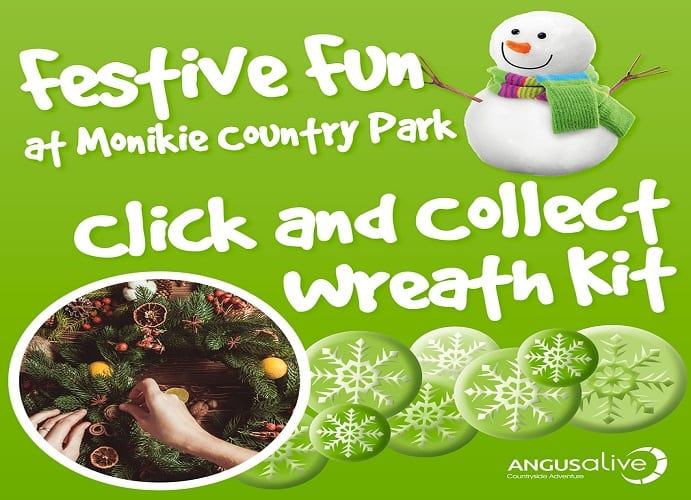 Monikie Click and Collect Wreaths