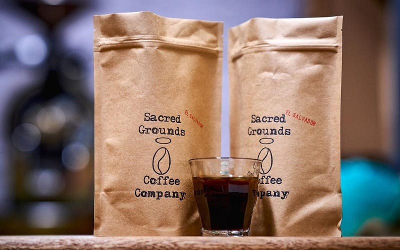 Scared Grounds Coffee