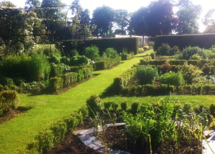 Walled Garden at Logie