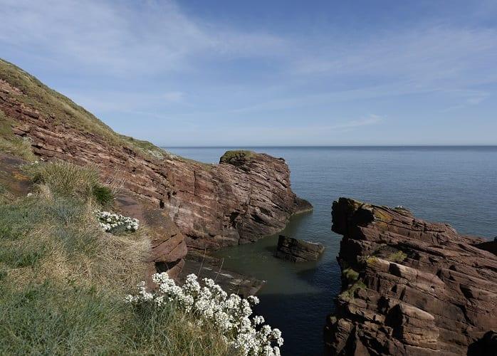 Arbroath Seaton Cliffs