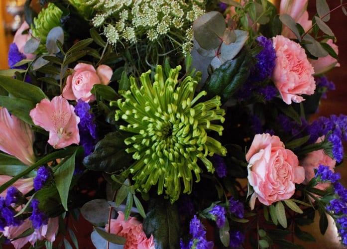 Glamis Flower Arranging Workshop