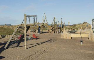 Montrose Seafront Splash playpark