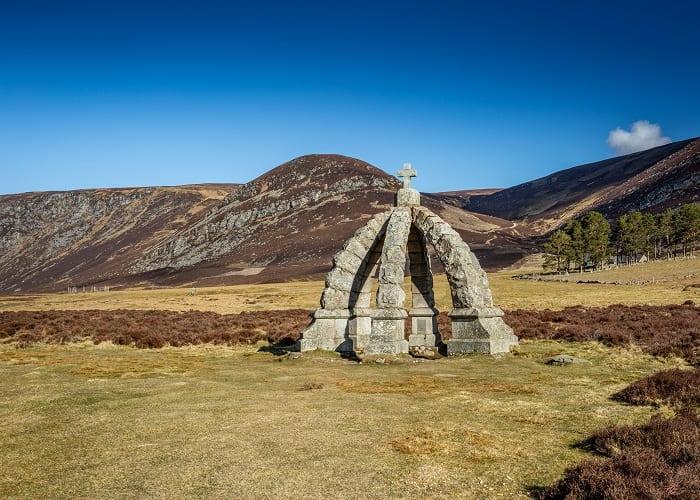 Mount Keen & Queen's Well