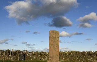 Pictish Stone at Aberlemno