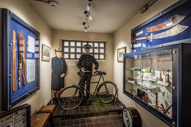Tayside Police Museum, Kirriemuir