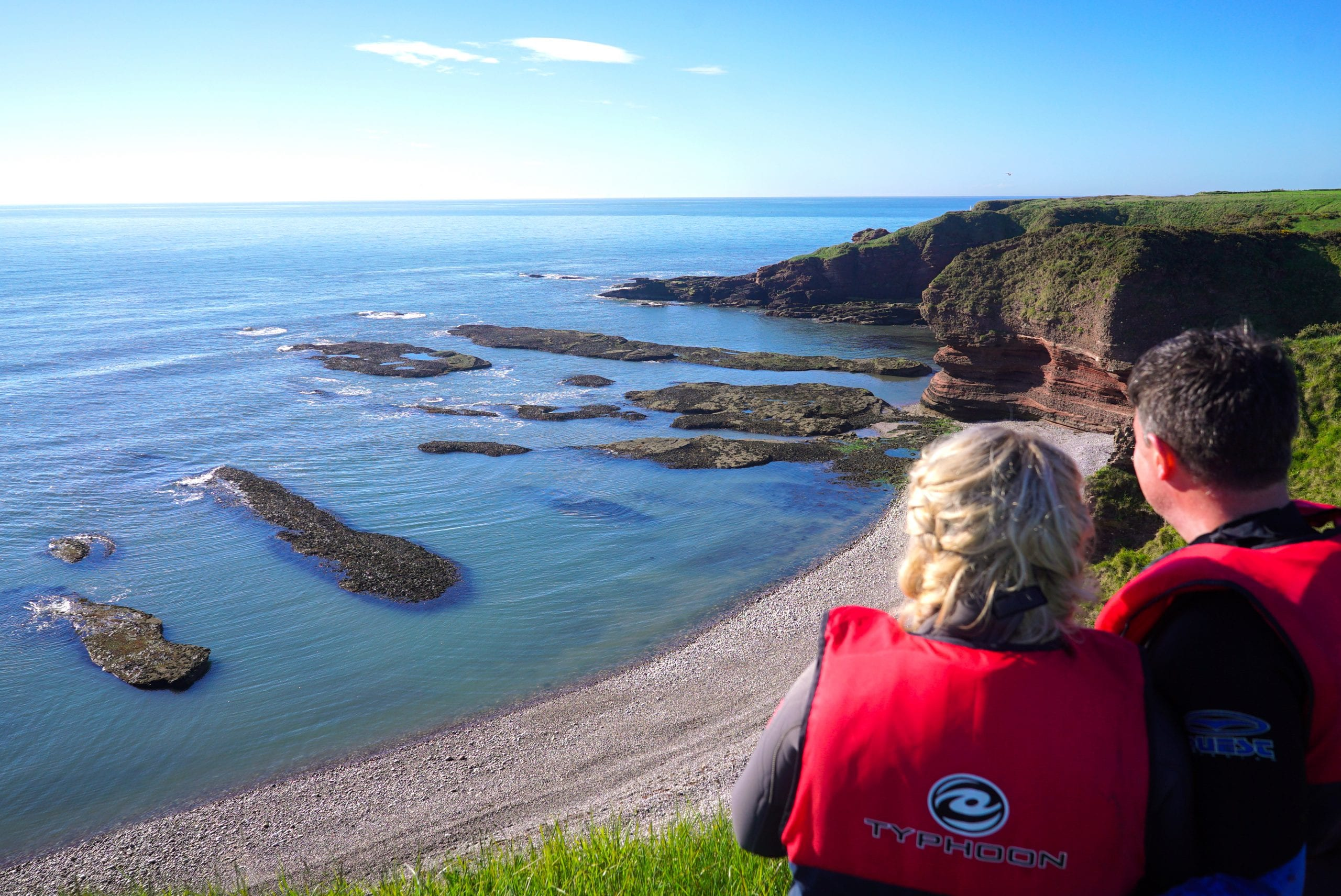 Arbroath Cliff Tours