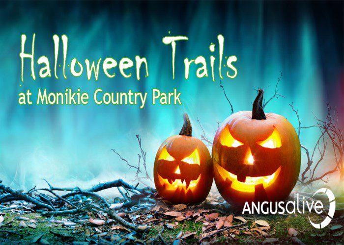 Halloween Trails at Monikie